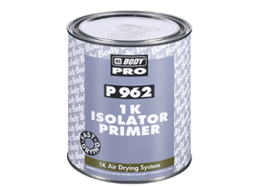 BODY P962 ISOLATOR is a 1K ready for use isolating primer.