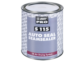 A refined rubber based sealer specifically developed to bond metal surfaces and joint fillings.