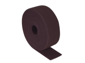 Excellent non-woven rolls for scuffing metal or old paint surfaces before applying paint and primer