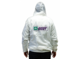 Painter's Jacket ideal for use in a spraybooth during the paint procedures