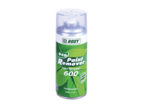 A transparent ECO Paint Remover suitable for the removal of paint, clear coats and latex material from all metal and plastic surfaces.