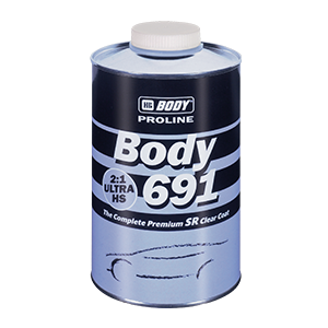 Body 691 2:1 UHS SR